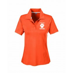 Women's Charger Performance Blend Short Sleeve Polo Shirt