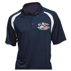 Men's Sport-Tek Dri-Mesh Pro Sport Shirt (Blue)