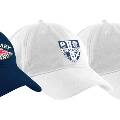 16503bdd7eb Port   Company® - Brushed Twill Low Profile Cap (White) - Promo ...